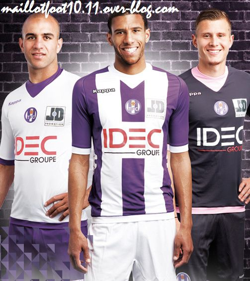 Maillots 2012/2013 - Page 2 Maillots-toulouse-tfc-2012-2013